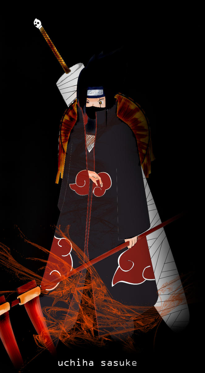 uchiha sasuke akatsuki - photo #32