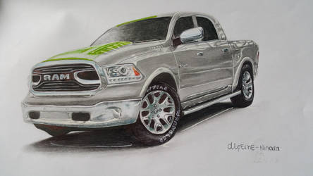 Shiny Ram 2016 Drawing