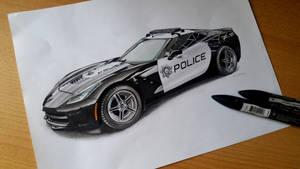 Police Vette
