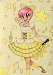 Miitopia - Female Idol/Pop Star (+SPEEDPAINT) by DannyWade