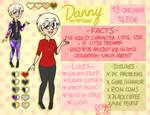 Danny Wade - Character Sheet