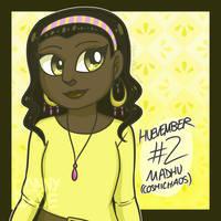 Huevember #2: Madhu by DannyWade