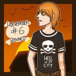 Huevember #6: Bennett