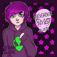 Huevember #13: Alien by DannyWade