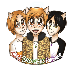 Three Brothers Forever
