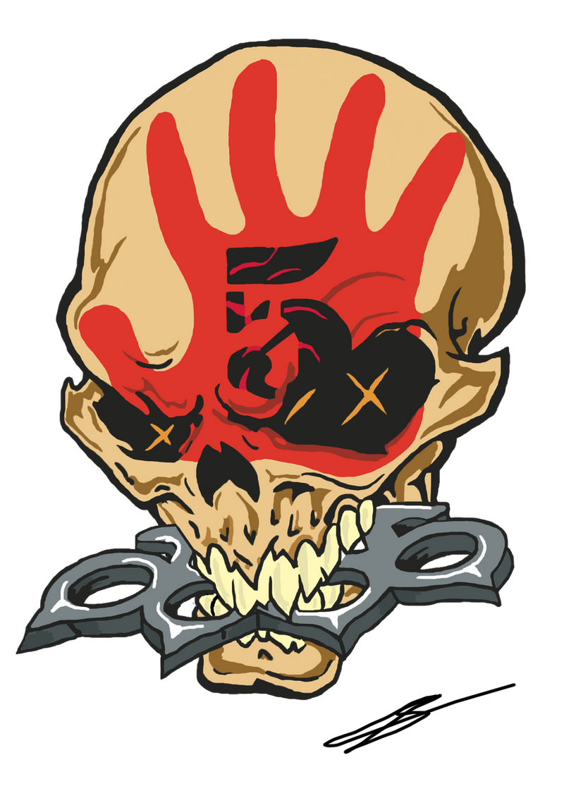 Five Finger Death Punch by kempogirl007 on DeviantArt