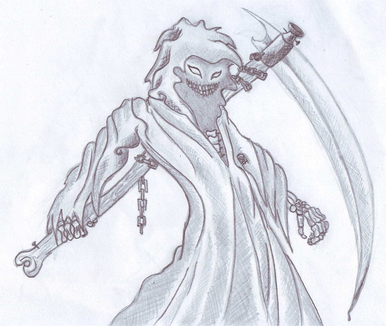 Disturbed reaper by kempogirl007 on DeviantArt