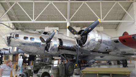 Boeing B-17 'Flying Fortress'