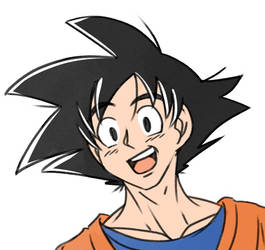 Itz Goku~!