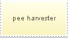 pee harvester | f2u stamp !!! by NECROPHlLE