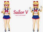 (Kisekae) Sailor V +Export Code!