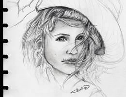 doodling by ochunk