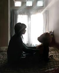 realism practice II : Mr. Bear by ochunk
