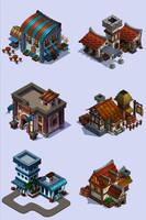 Iso Buildings