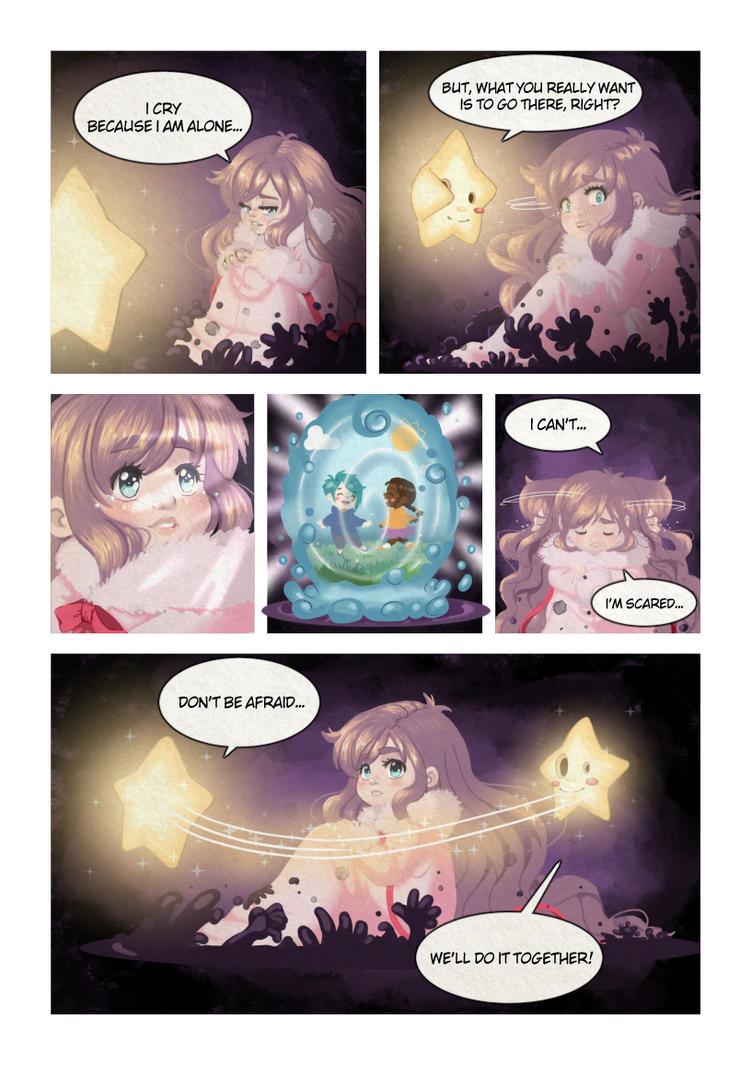 Back to Light 02 by KawaiiTsuyu