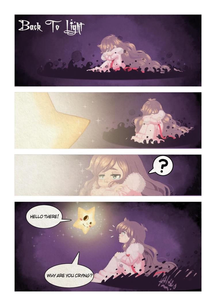 Back to Light 01 by KawaiiTsuyu