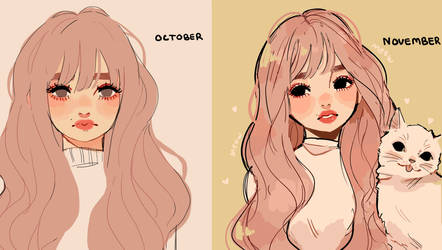 1 month by minuewe