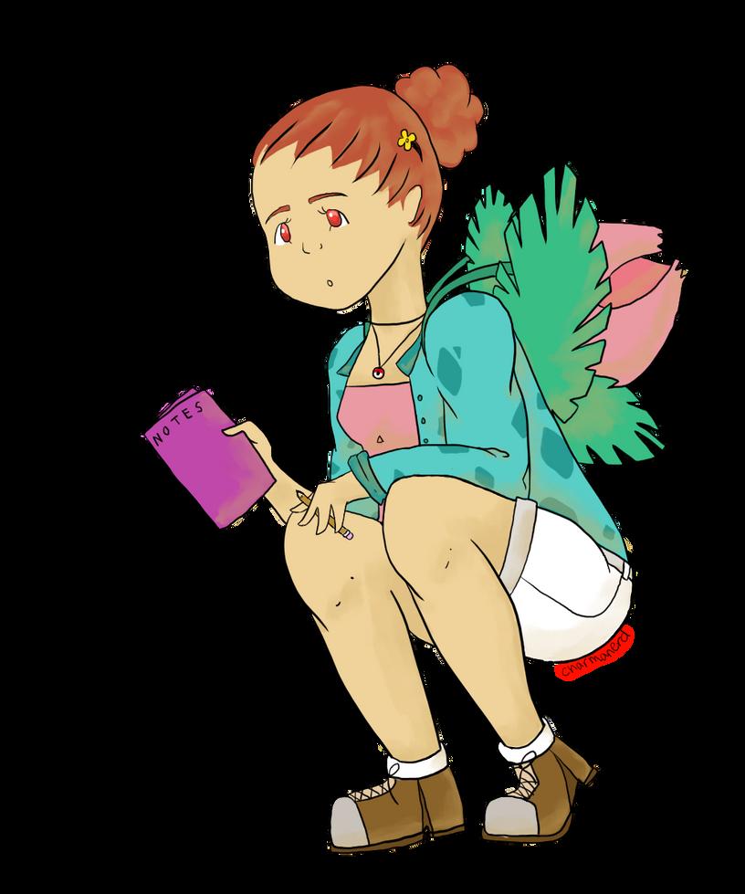 Ivysaur by omeraci