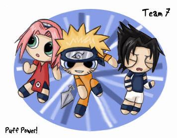 Team 7 - PUFFED by gummypocky