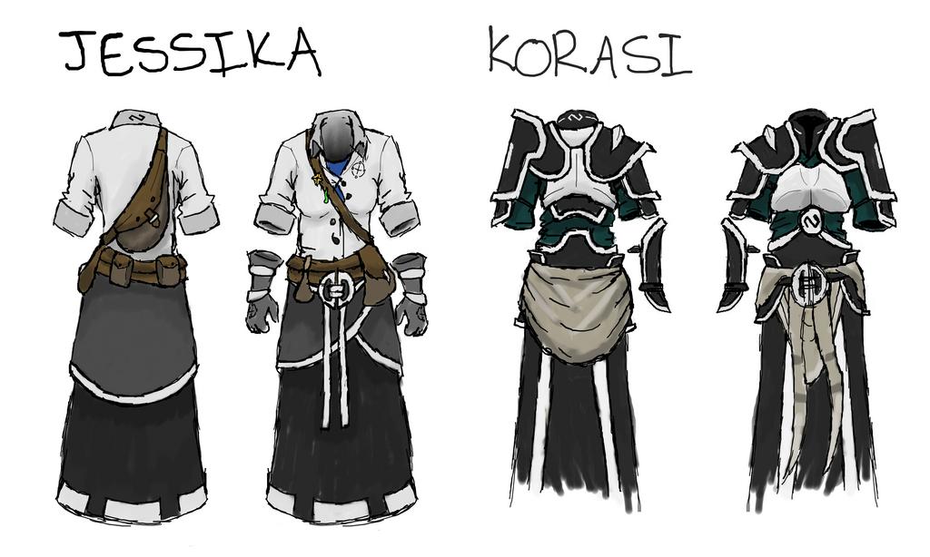 Void Knights Graphic Rework pt 3 by Halfingr