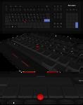 ThinkVantage Style Lenovo Pro Keyboard (WIP)