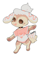 custom for screamichi by cupidcry