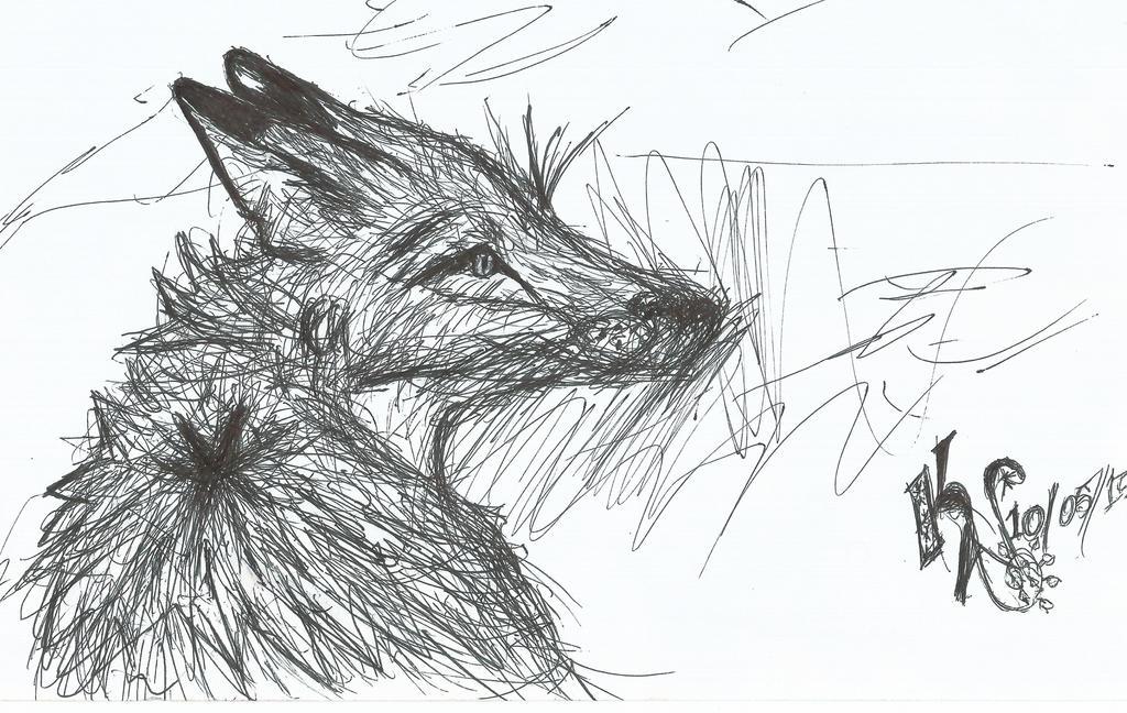 Fox by Krysta-Khaos