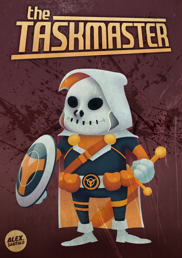 The Taskmaster by alexsantalo