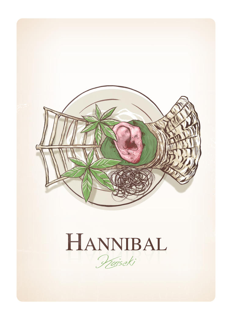 Hannibal S02E01 by alexsantalo