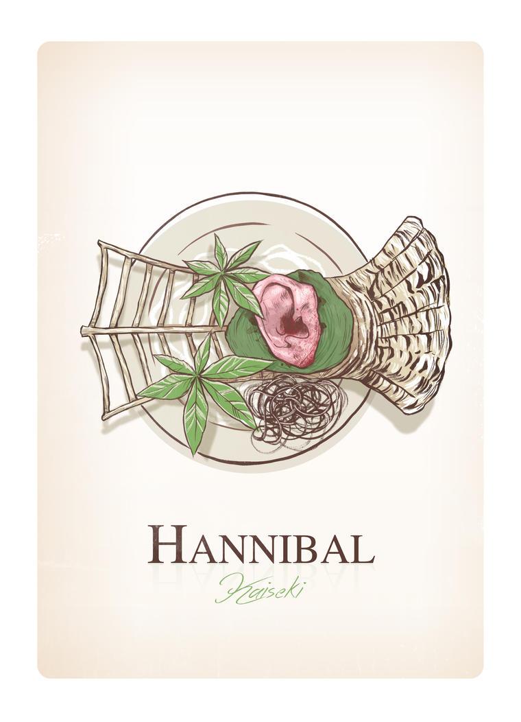 Hannibal S02E01 by alexsantalo