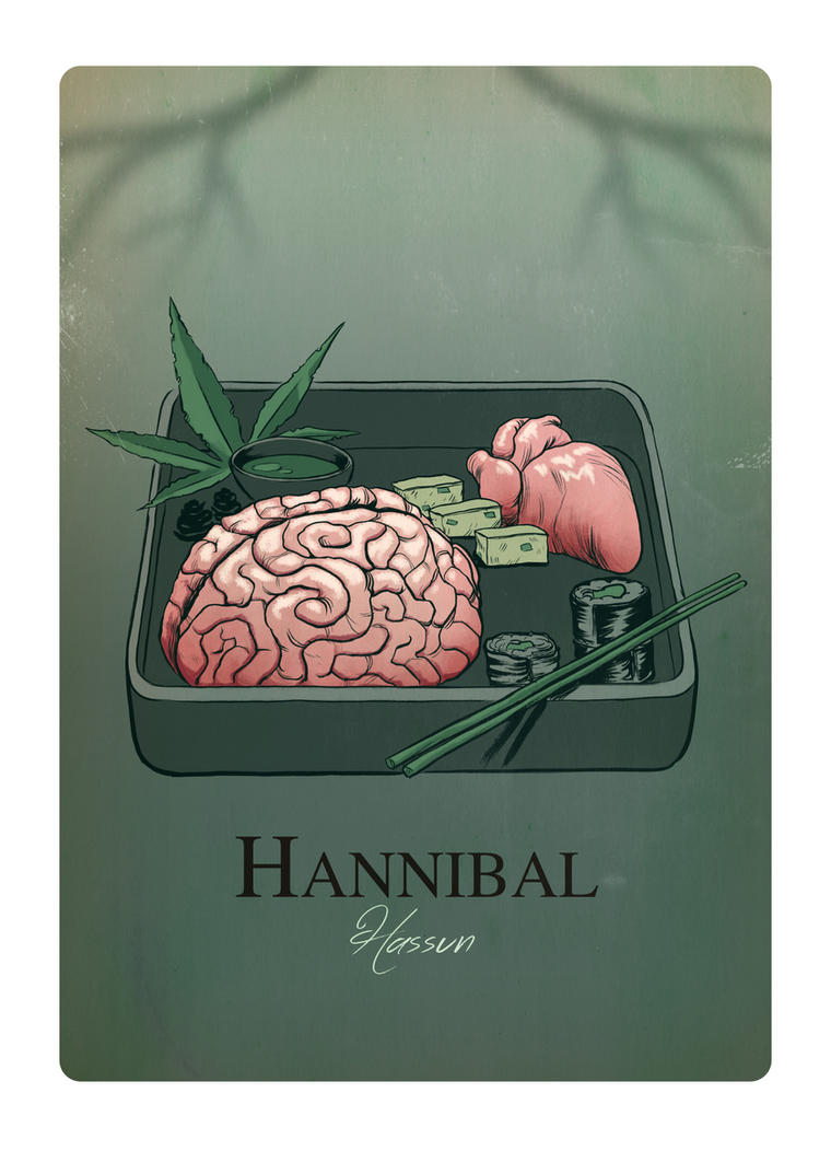Hannibal S02E03 by alexsantalo