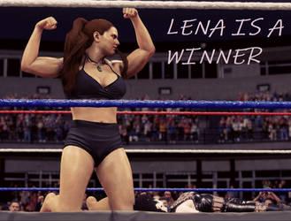 TAT Group A Day 1 041 - Lena v Stephanie by 45sizemodel