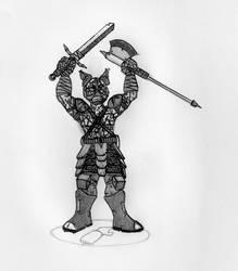 Sketchbook - Swords and Axes