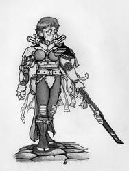 Sketchbook - Inquisitor