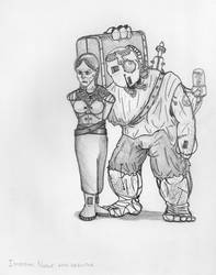 Sketchbook - Imperial Noble