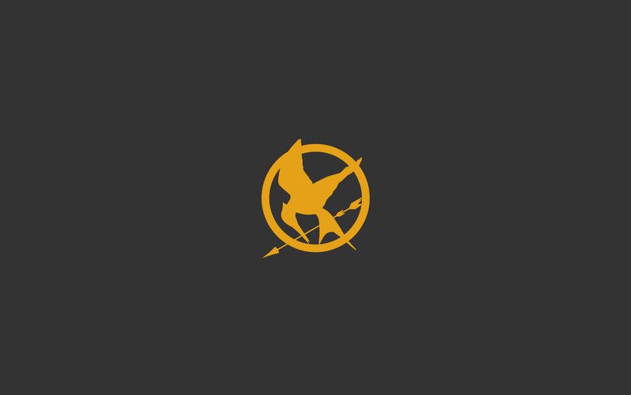 Mockingjay (Hunger Games) Wallpaper by katalan91