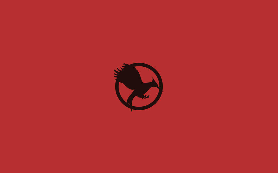 Mockingjay (Catching Fire) Wallpaper by katalan91