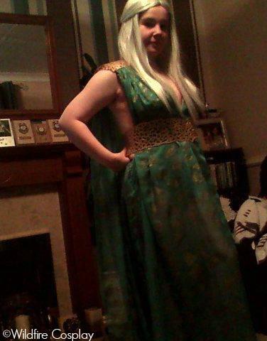 Daenerys Targaryen | Qarth | Cosplay by Daena-Targaryen