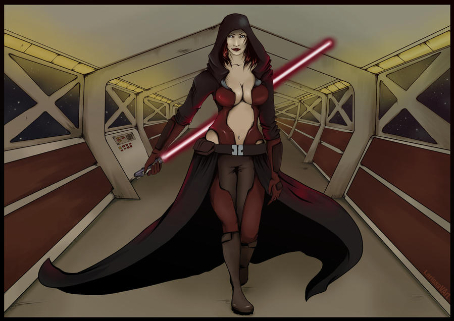 Sith Commission by Kireikaizoku