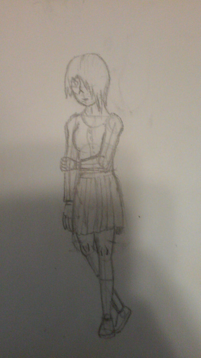 Myria Sketch by 3050307