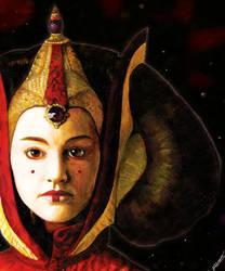 Queen Amidala 2 by JUSTOOGOOD