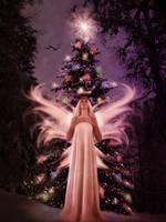 Christmas Dream by Fionnsgeullass
