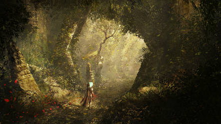 Forest by alex-gem