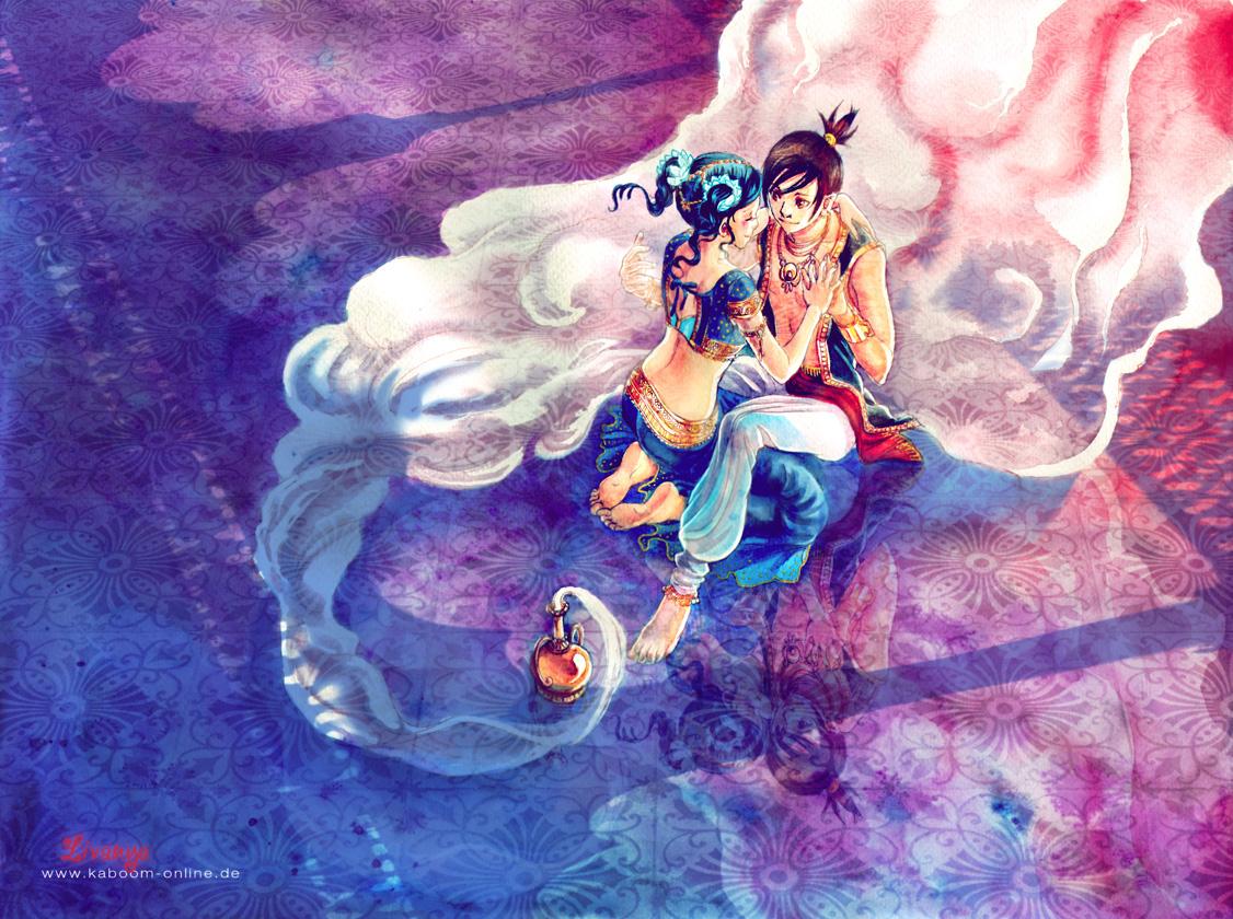 indigo wallpaper by livanya on deviantart