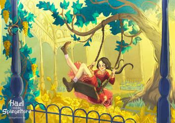 The swing by Livanya