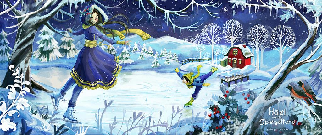 Winterwonderland by Livanya