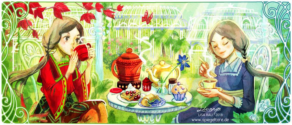 Tea or Coffee? by Livanya
