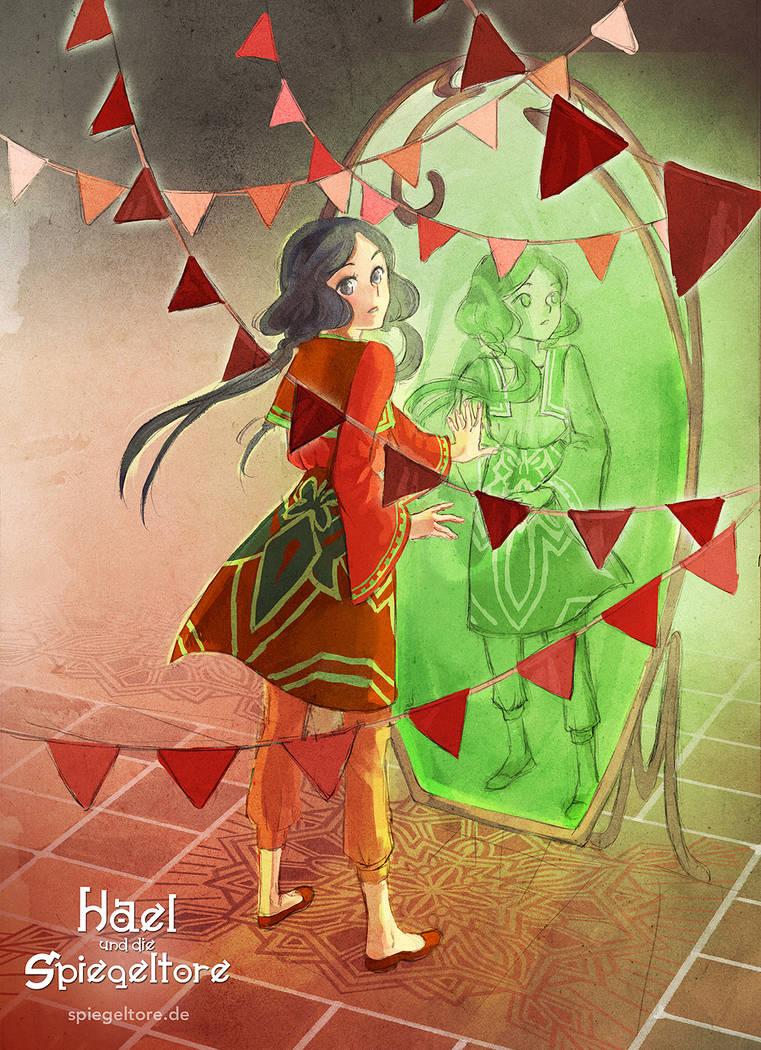 Trading Card: Hael by Livanya