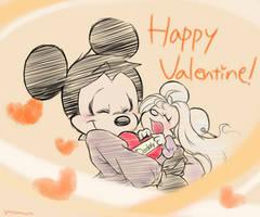 Happy Valentine!! by chumo824