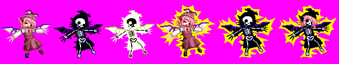 Midnight Bliss and Shock Project - Page 5 Mystia_lorelei_electrocuted_spritesheet_by_xenomic-d4xdrik